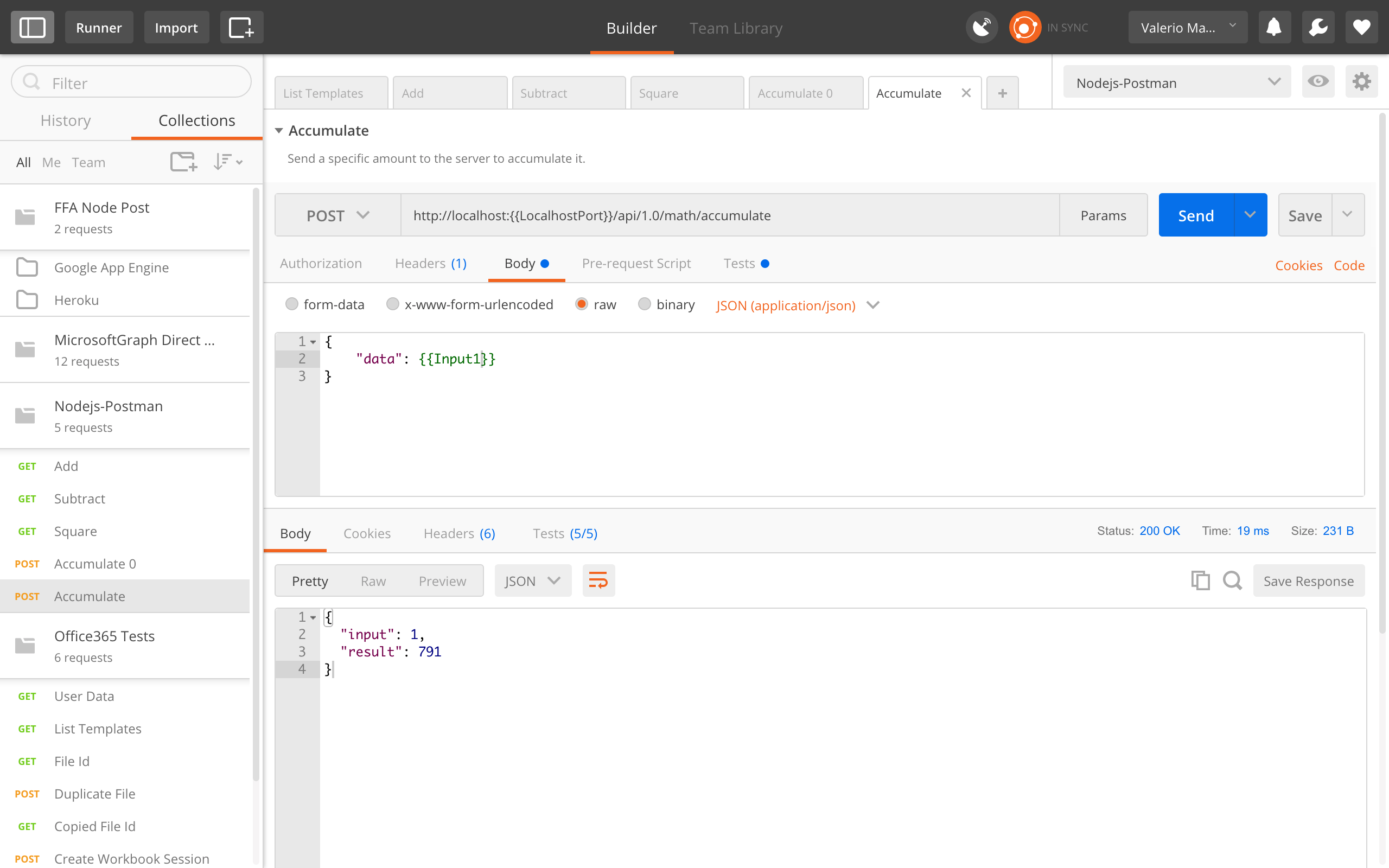 Testing REST APIs with Postman | Valerio Sevilla